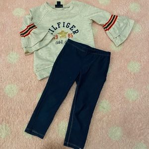 Tommy Hilfiger Matching Set 3T